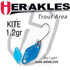 Lingura oscilanta Colmic Herakles Kite 1.2g, culoare Sky Light