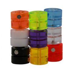 Rola avertizor electronic ATTs 4 Magnet Wheels - Purple