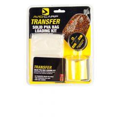 Kit PVA Avid Carp Transfer Bag Loading L