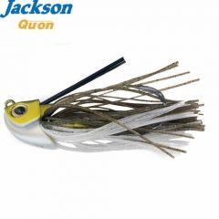 Jackson Qu-On Verage Swimmer Jig 1/4oz, culoare AY