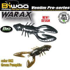 Biwaa Warax 7.5cm, culoare Green Pumpkin