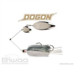 Spinnerbait Biwaa Dogon 14g Alburno-Silver Blades