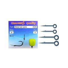 Spin momeala Cralusso Bait Sting Metal 10mm