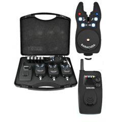 Set 4 avertizori Baracuda Wireless TLI15 + statie