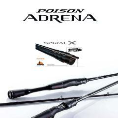 Lanseta Shimano Poison Adrena Casting MH 1.98m/10-30g