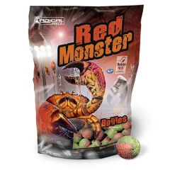 Boilies Radical Red Monster 16mm