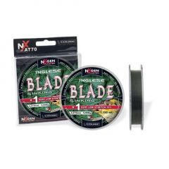 Fir monofilament Colmic Blade Sinking AT70  0,230mm/7,50kg/150m