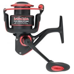 Mulineta Baracuda Black Monster 5000