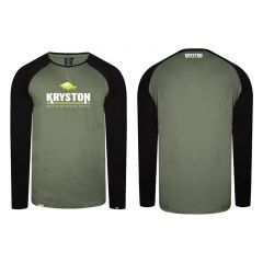Bluza Kryston T-Shirt Long Sleeve Raglan, marime L
