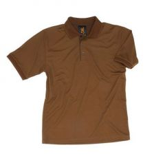 Tricou polo Browning Savannah Ripstop Olive, marime S