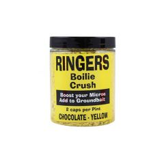 Ringers Boilie Crush Chocolate - Yellow