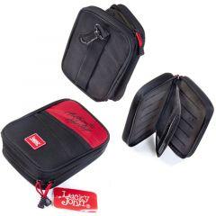 Borseta Lucky John Carabiner Lure Bag