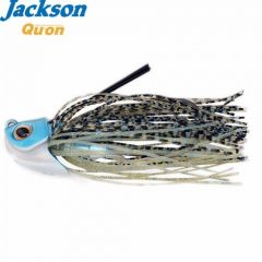 Jackson Qu-On Verage Swimmer Jig 3/8oz, culoare BS