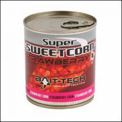 Porumb Bait-Tech Super Sweetcorn Strawberry 300gr