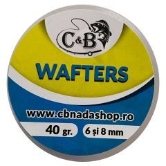 Wafters C&B Bubble-Gum 6-8mm