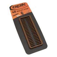 Stopper Rok Fishing Bullet Stop - Brown