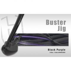 Jig Colmic Hearkles Buster antibradis 14gr - Black Purple