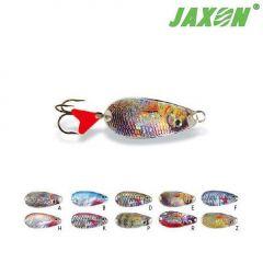 Lingura oscilanta Jaxon Karas Scot nr 2/18gr, culoare D