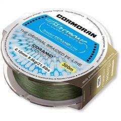 Fir textil Cormoran Corastrong Green 0.25mm/14.3kg/300m