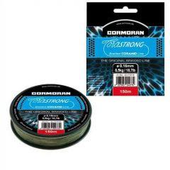 Fir textil Cormoran Corastrong Verde 0.12mm/6.4kg/135m