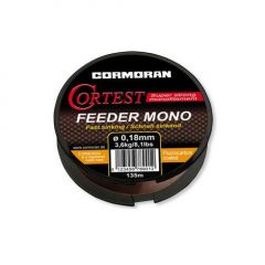 Fir monofilament Cormoran Cortest Feeder 0.20mm/4.2kg/135m