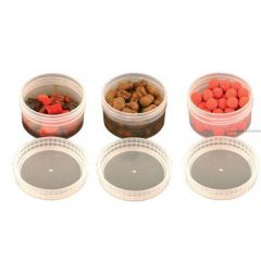 Set borcane Fox Mini Bait Tubs
