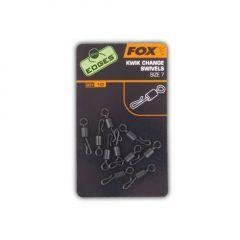Varteje Fox Edges Kwik Change Swivel nr.10