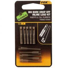 Fox Edges Big Bore Drop Off Inline Lead Clip