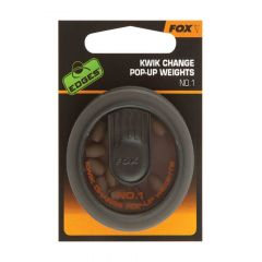 Fox Kwik Change Pop-Up Weights Nr. 1