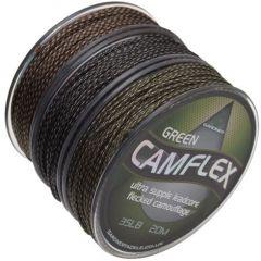 Fir leadcore Gardner CamFlex Leadcore 45lb - Brown