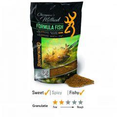 Nada Browning Groundbait Champion Method Formula Fish Caramel