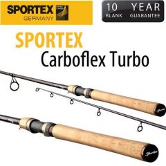 Lanseta Sportex Carboflex Turbo 2.70m, 40gr
