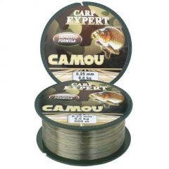 Fir monofilament Carp Expert Camou 0,30mm 600m