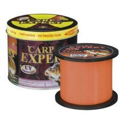 Fir monofilament Carp Expert UV Fluo-Orange 0,35mm 1000m
