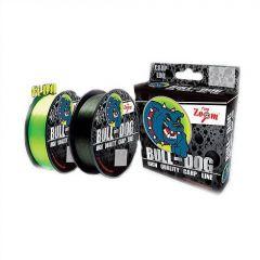 Fir monofilament Carp Zoom Bull Dog 0,35mm/15,45kg/300m - Dark Green
