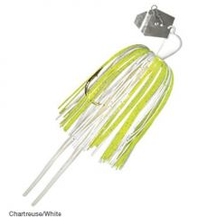 ChatterBait Z-Man Original 1/2oz White Chartreuse