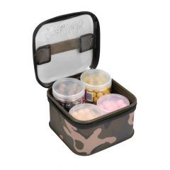 Borseta Fox Aquos Camo Bait Storage Medium Plus