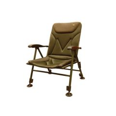 Scaun pescuit Solar Bankmaster Recliner Chair - Wide