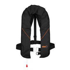 Vesta de salvare Fox Life Jacket Black & Orange