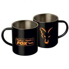 Cana Fox Stainless Black XL 400ml