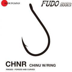 Carlige Fudo Chinu W/Ring TF nr.8