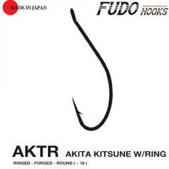Carlige Fudo Akita Kitsune W/Ring BN Nr.8
