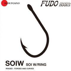 Carlige Fudo Soiw W/Ring BN Nr.7/0