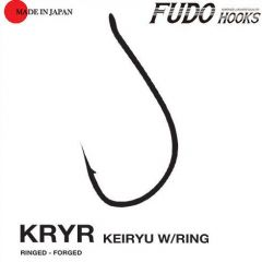 Carlige Fudo Keiryuu W/Ring BN Nr.4