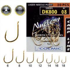 Carlige Colmic Nuclear DK800 Nr.18