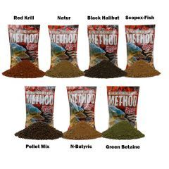 Nada Benzar Mix Commercial Bait - Green Betaine 800g