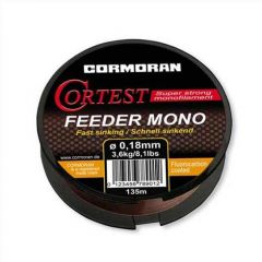 Fir monofilament Cormoran Cortest Feeder Mono 0,28mm/7kg/135m