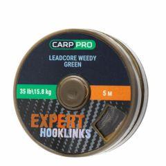 Fir leadcore Carp Pro Weedy Green 35lb/5m