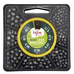 Set plumbi Carp Zoom Maxi Lead Split Shot 150g 0.25-1.5g