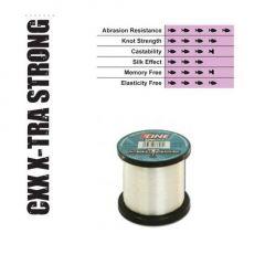 Fir monofilament P-Line CXX X-TRA Strong Crystal Clear 0,30mm/9,6kg/2000m